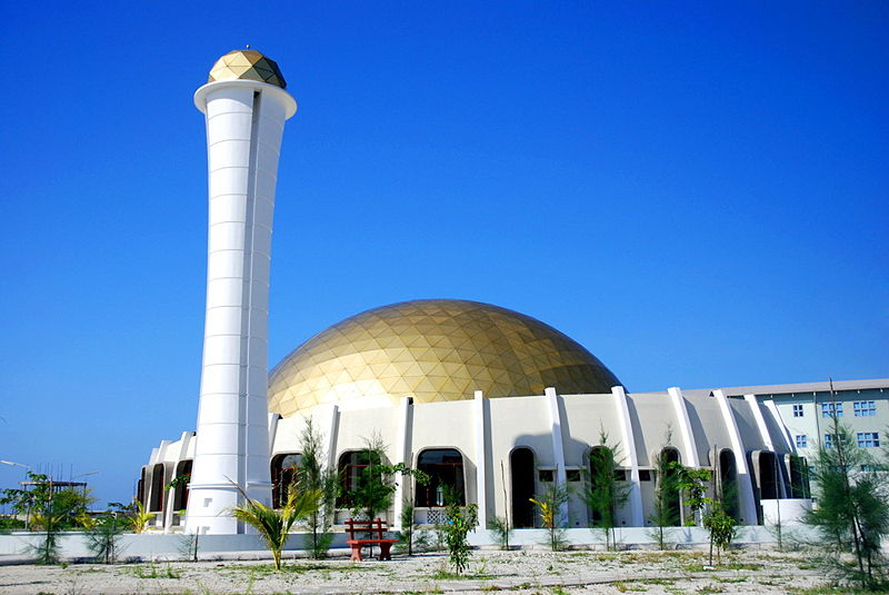 Masjid in Maldives